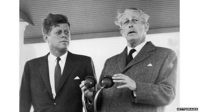 JFK and Harold Macmillan meet in a momentrous year