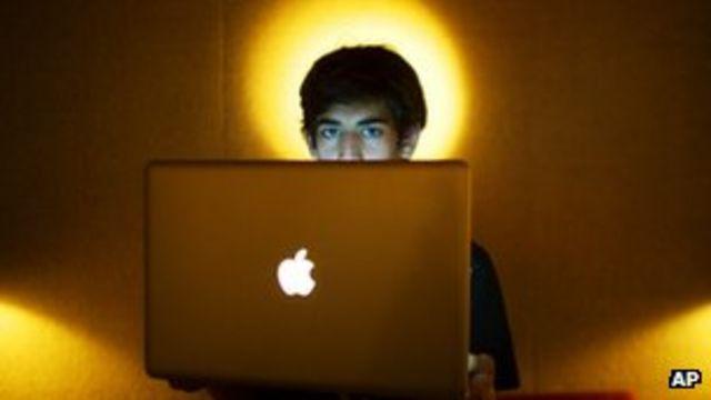Hall of Fame honour for web activist Aaron Swartz