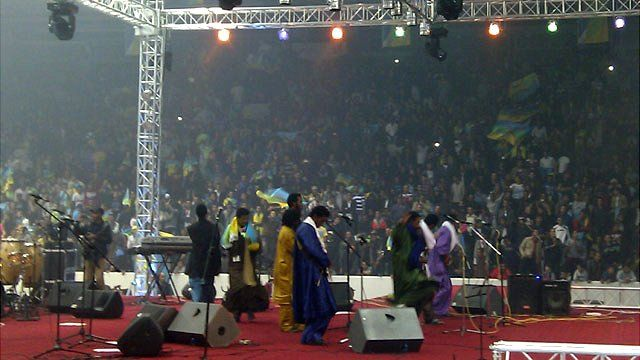 Libya's Amazigh in concert