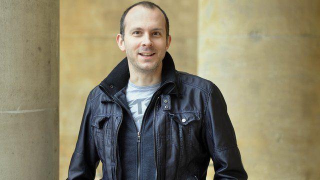 Tim Harford, presenter of Pop-Up Economics on Radio 4