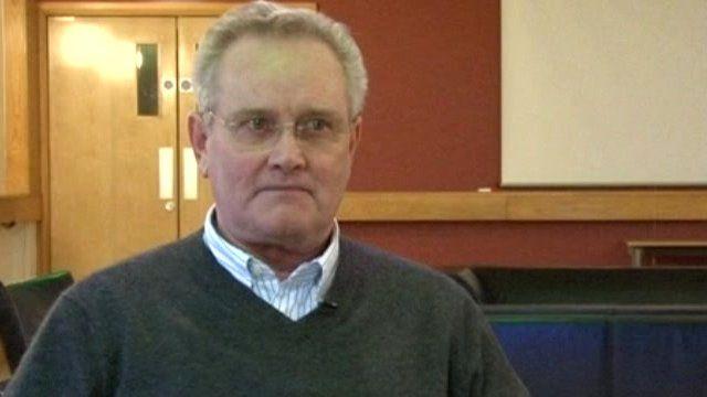 Cern physicist Steve Myers