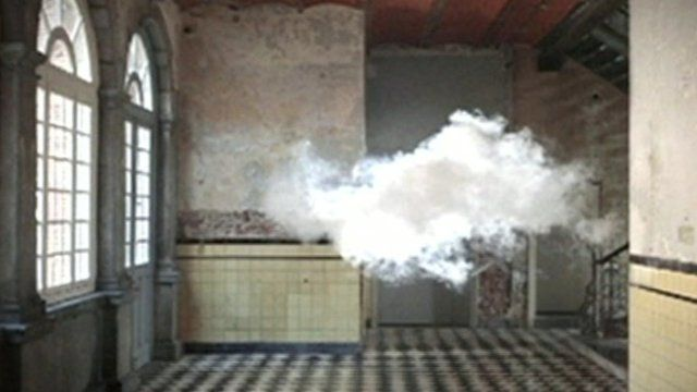 How To Make Clouds Indoors The Art Of Berndnaut Smilde
