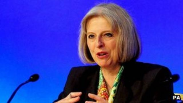 Theresa May criticises judges for 'ignoring' deportation law