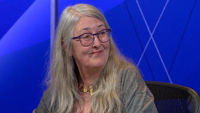 Prof Mary Beard