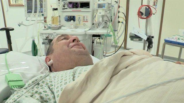 NHS patient