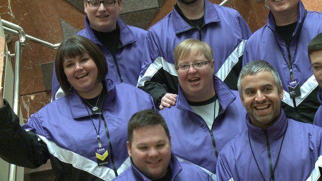Members of Indy Pride