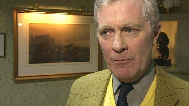 Patrick Mercer MP