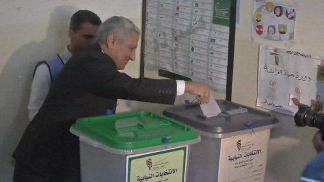 Abdullah Ensour, Jordan's Prime Minister