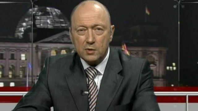 Artur Fischer, Chief Executive of the Berlin Stock Exchange