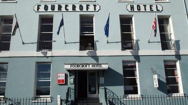 Gwesty Fourcroft
