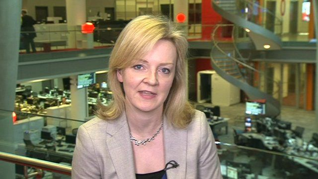 Children's Minister Liz Truss