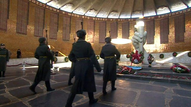 Battle of Stalingrad Memorial