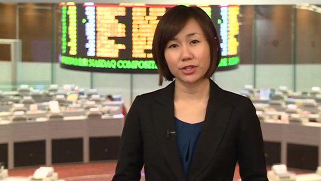 The BBC's Jennifer Pak