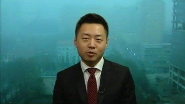 Xizhou Zhou, head of China Energy at IHS CERA in Beijing