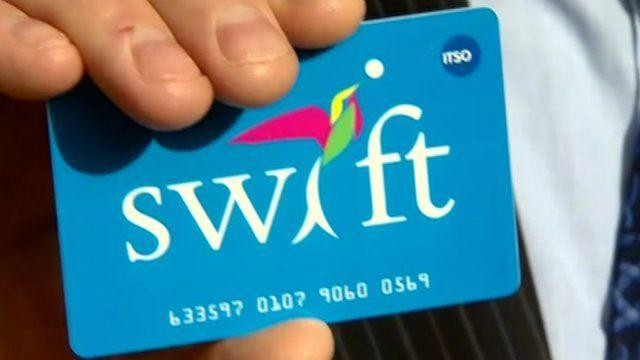 Swift card