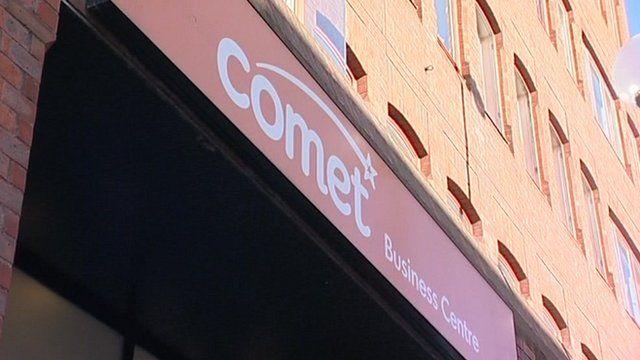 Comet business centre