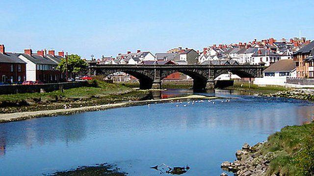 Trefechan Bridge