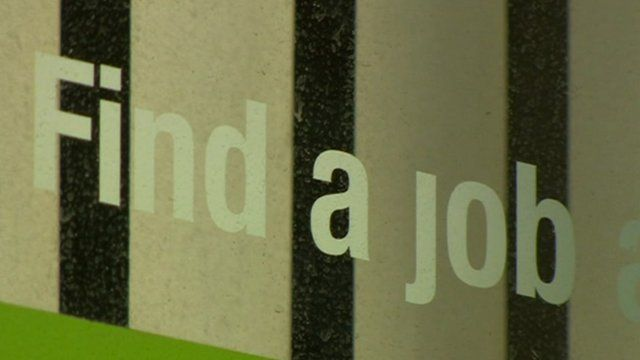 Employment sign