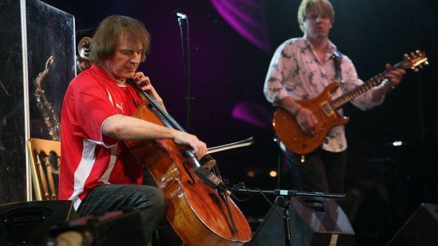 Julian Lloyd-Webber