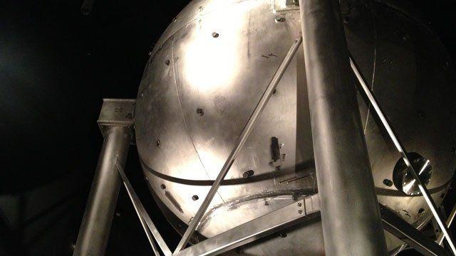 Dark matter lab