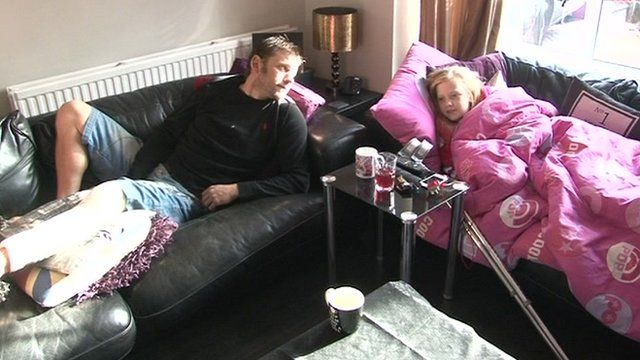 Mark (left) and Boe Catton