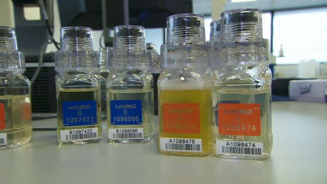 Doping laboratory