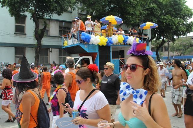 Bloco in Brazil