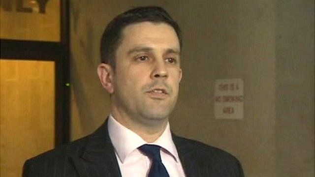 Detective Chief Inspector David Pester of Greater Manchester Police