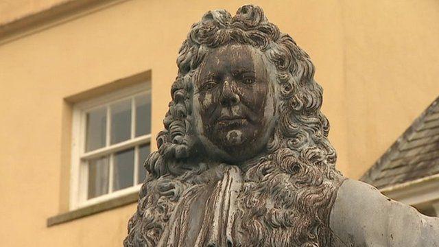 Sir James Tillie of Pentillie Castle