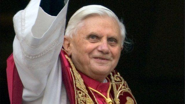 Y Pab Bened XVI
