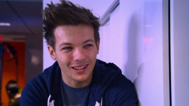 Louis from One Direction