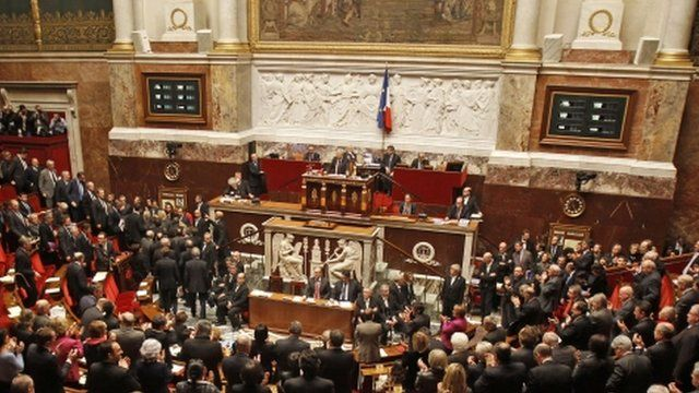 MPs in France