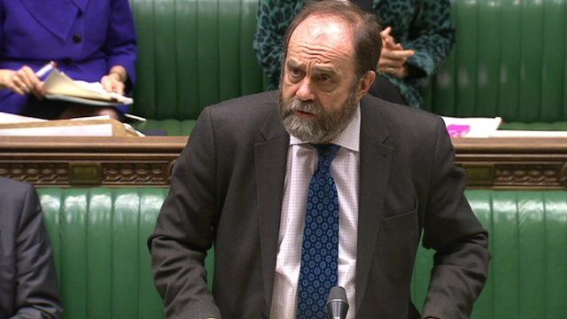Environment Minister David Heath