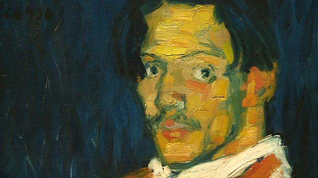 Pablo Picasso aged 19