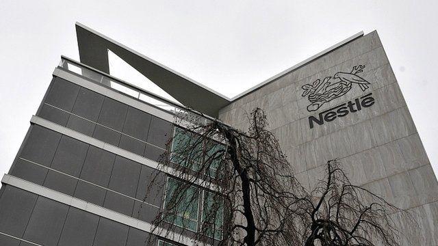 Nestle headquarters, Switzerland