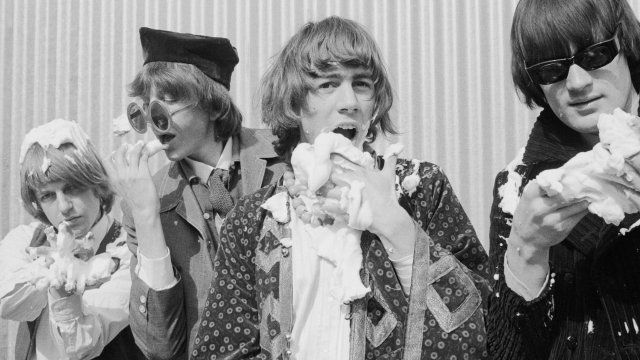 """Kevin Ayers, the singer-songwriter and founder of """"Canterbury scene"""" psychedelic band Soft Machine"""