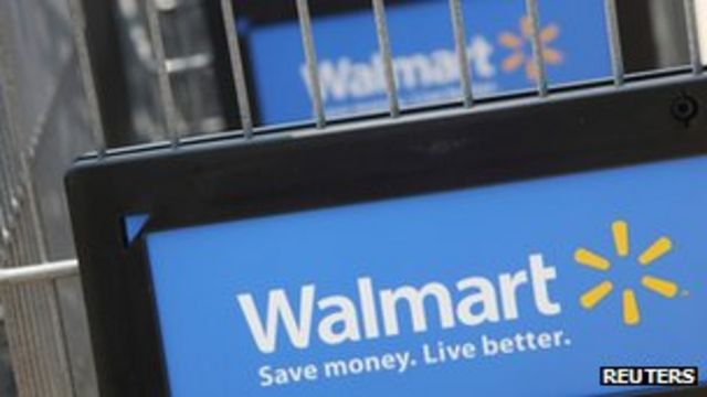 Wal-Mart fined for dumping hazardous waste in US