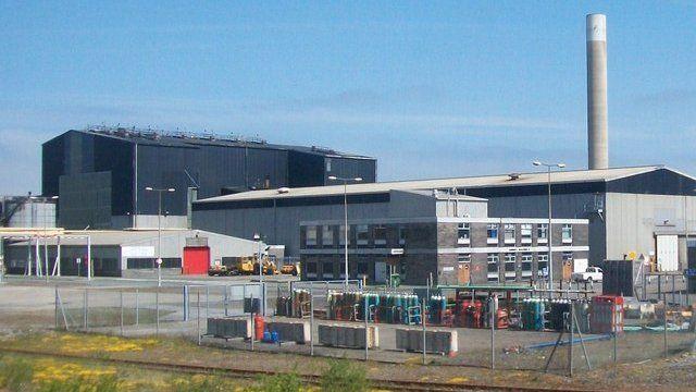 The smelting operation shut in 2009 (Pic: Eric Jones)