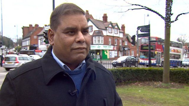 MP Khalid Mahmood