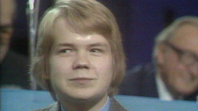 Young William Hague