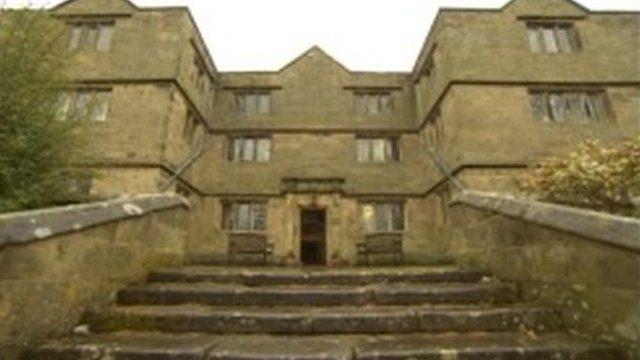 Eyam House