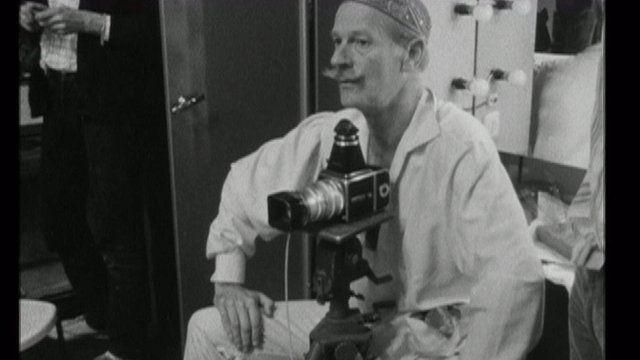 Sir Norman Parkinson
