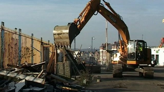 Barry Island regeneration