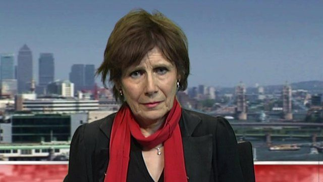 Marjorie Wallace, Chief Executive of the mental health charity Sane