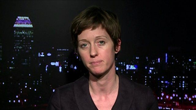 BBC correspondent Lucy Williamson on North Korea's nuclear programme