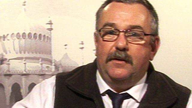 Professor Peter Squires, criminologist