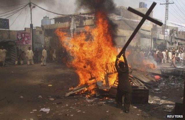 Sawan Masih: Pakistani Christian gets death penalty for blasphemy