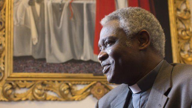 Ghanaian Cardinal Peter Kodwo Appiah Turkson