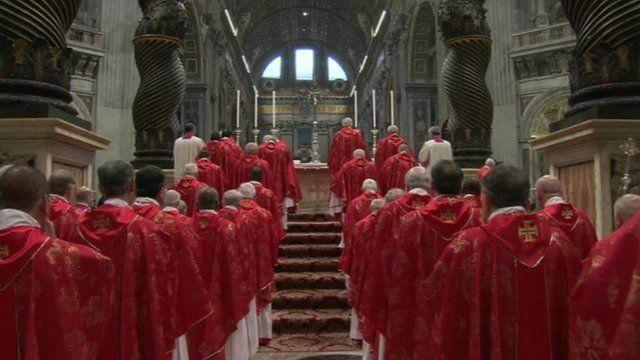 Cardinals processing
