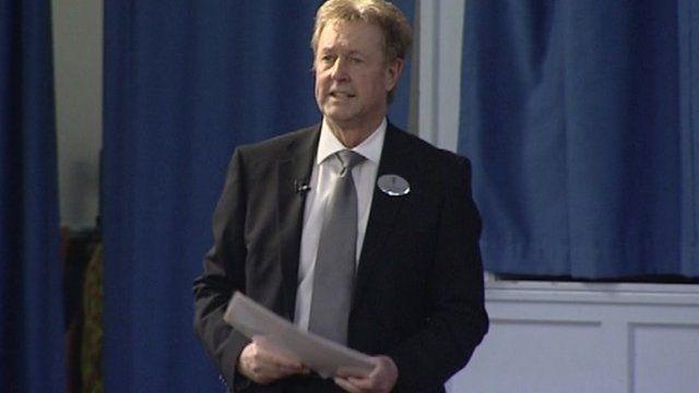 Norwich head teacher Len Holman